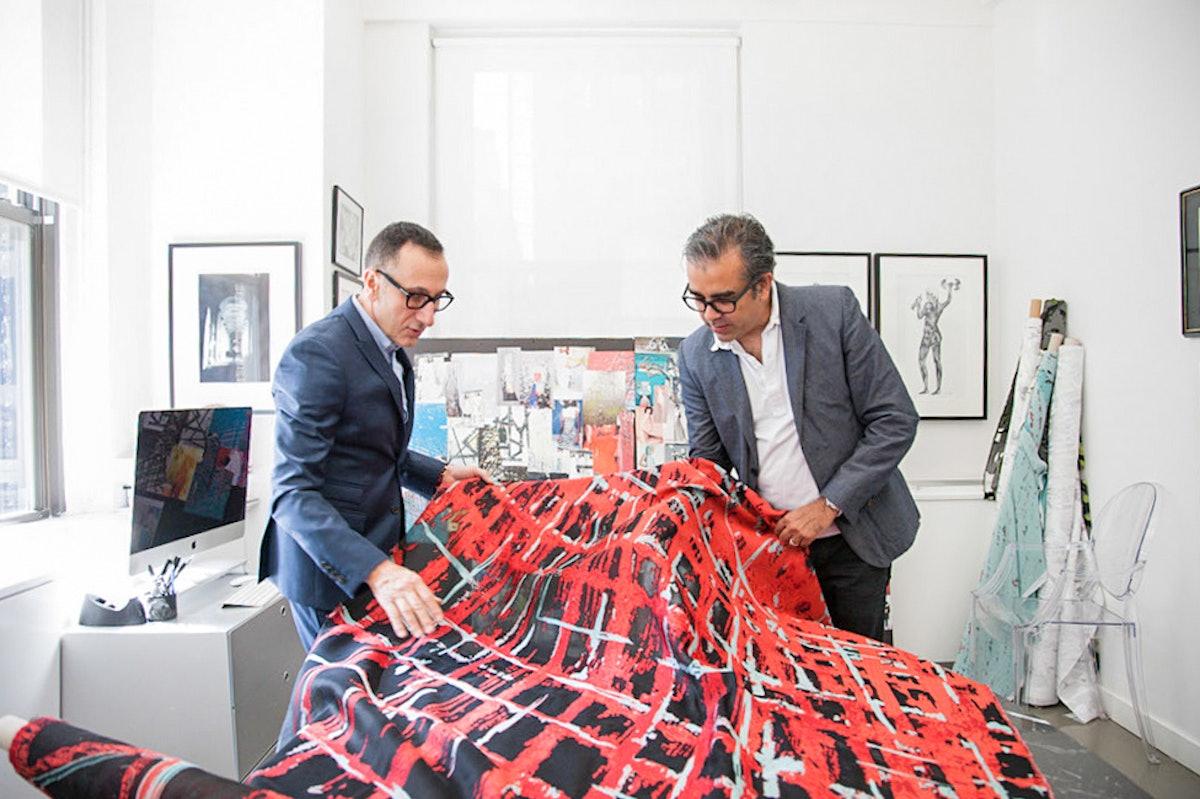Gilles Mendel and Enoc Perez