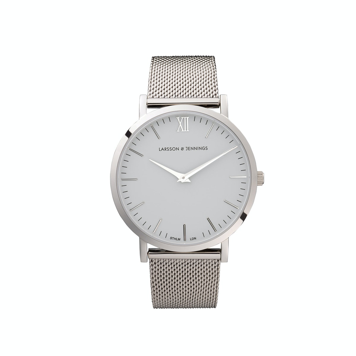 Larsson and Jennings stainless steel watch