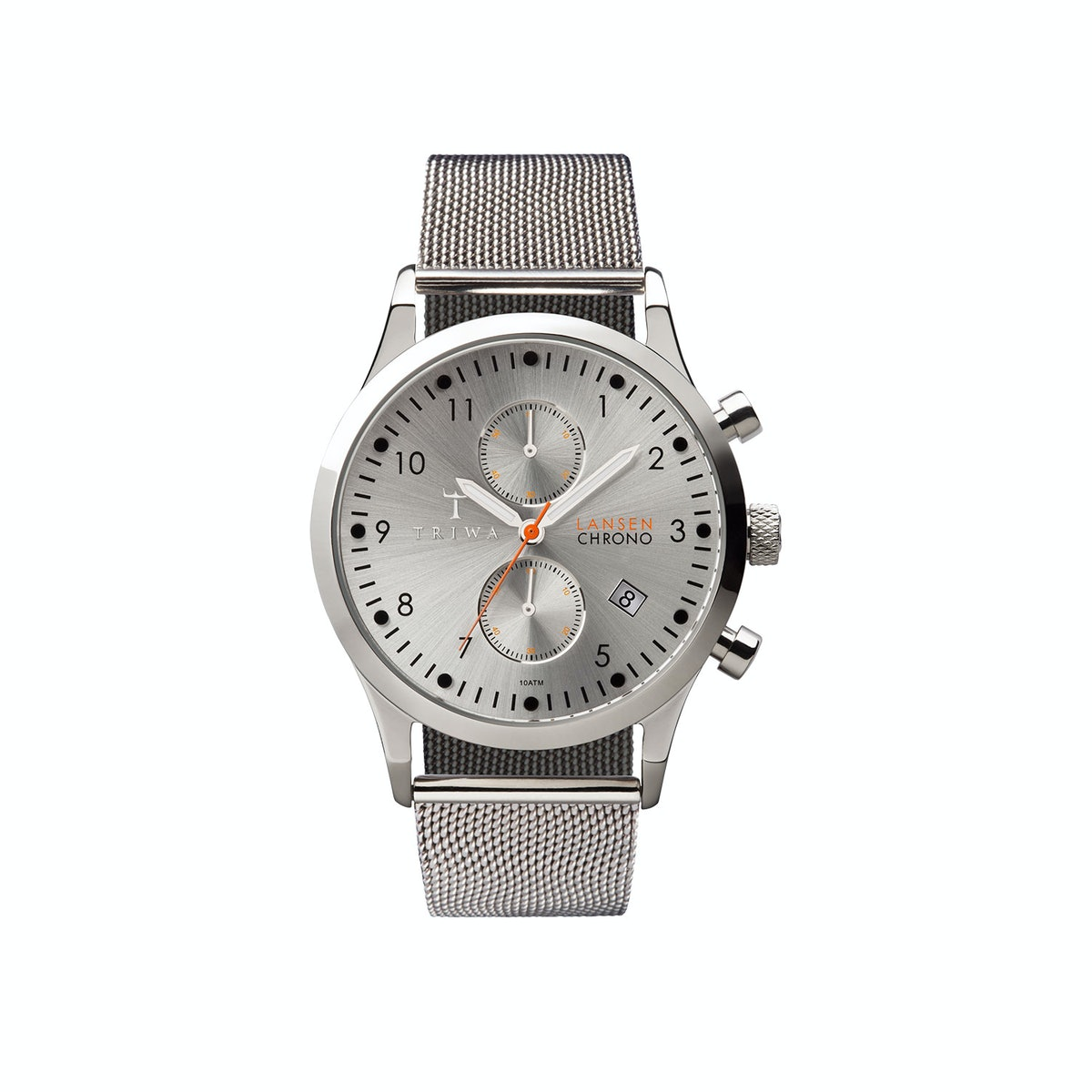 Triwa stainless steel watch