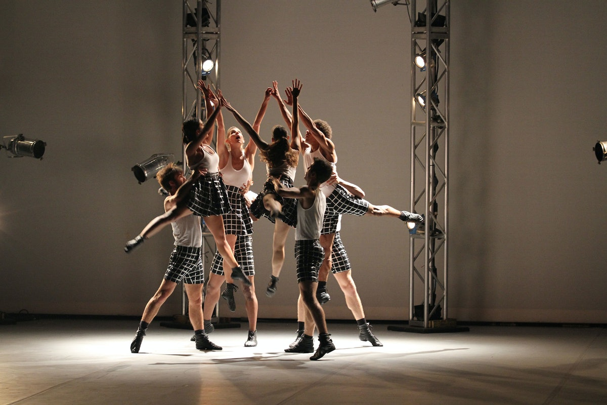 The Los Angeles Dance project performs GEMS Part II