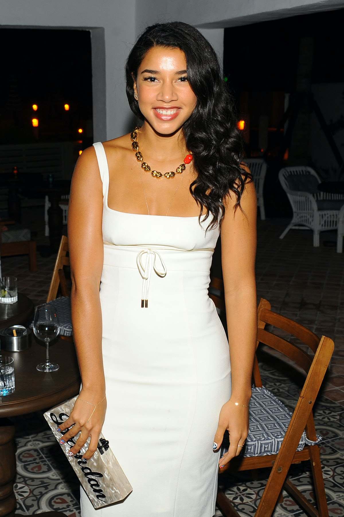 Hannah Bronfman attends the Dsquared and Performa Art Basel event