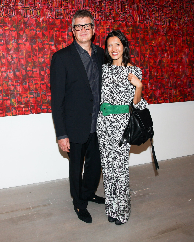 Jay Jopling and Hikari Yokoyama