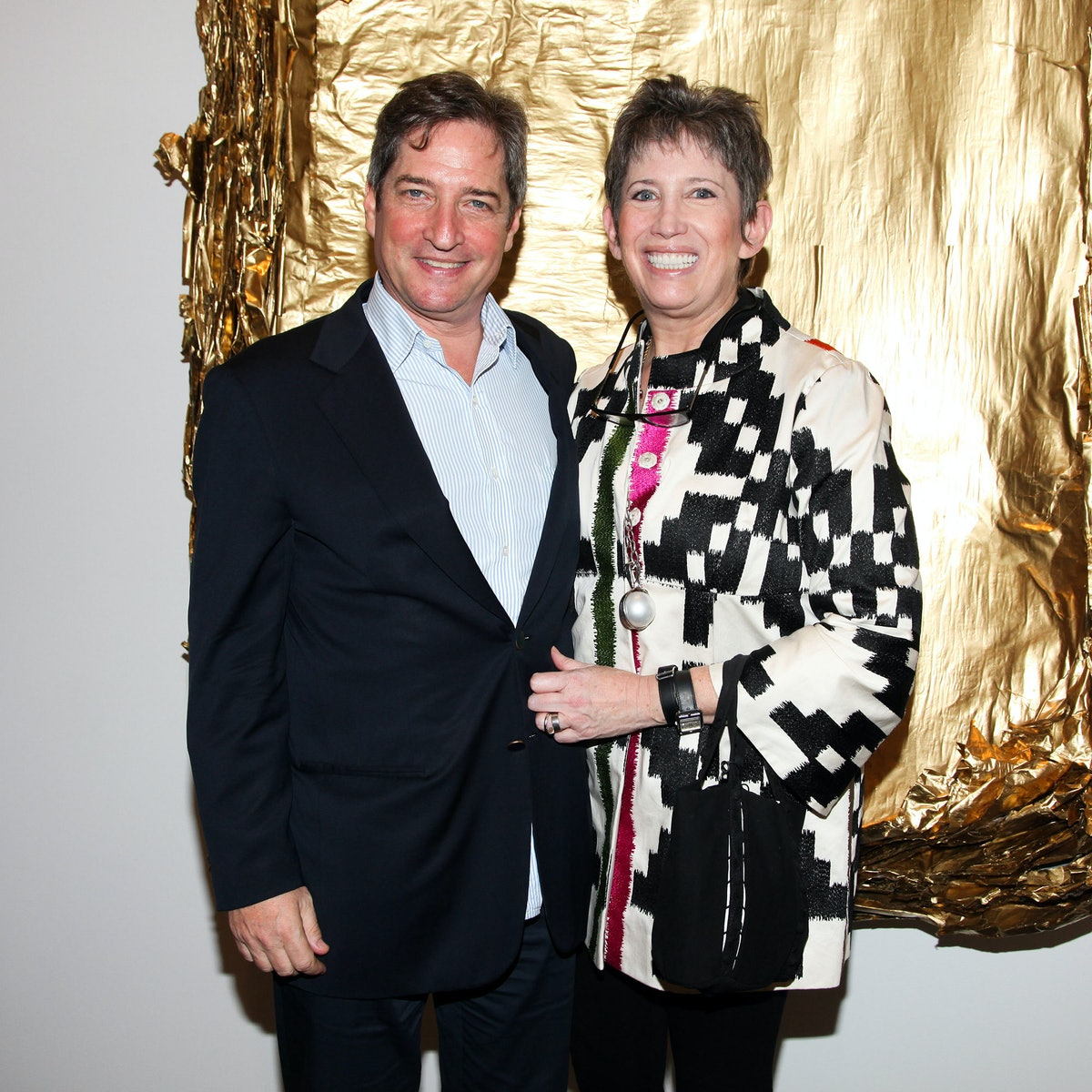 Jay Snyder and Beth DeWoody