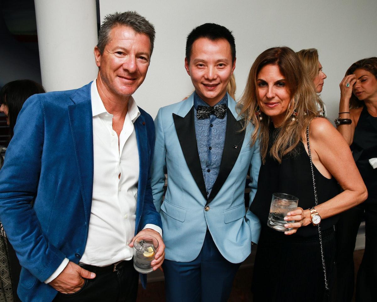 Adam Koffler, Shen Wei, and Lisa Agiden
