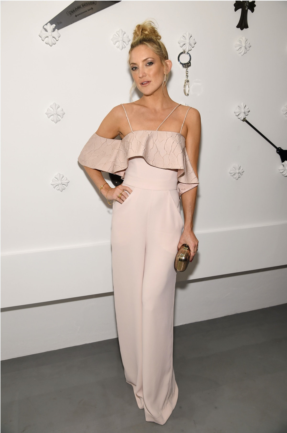 Kate Hudson attends Chrome Hearts' celebration of The Miami Project