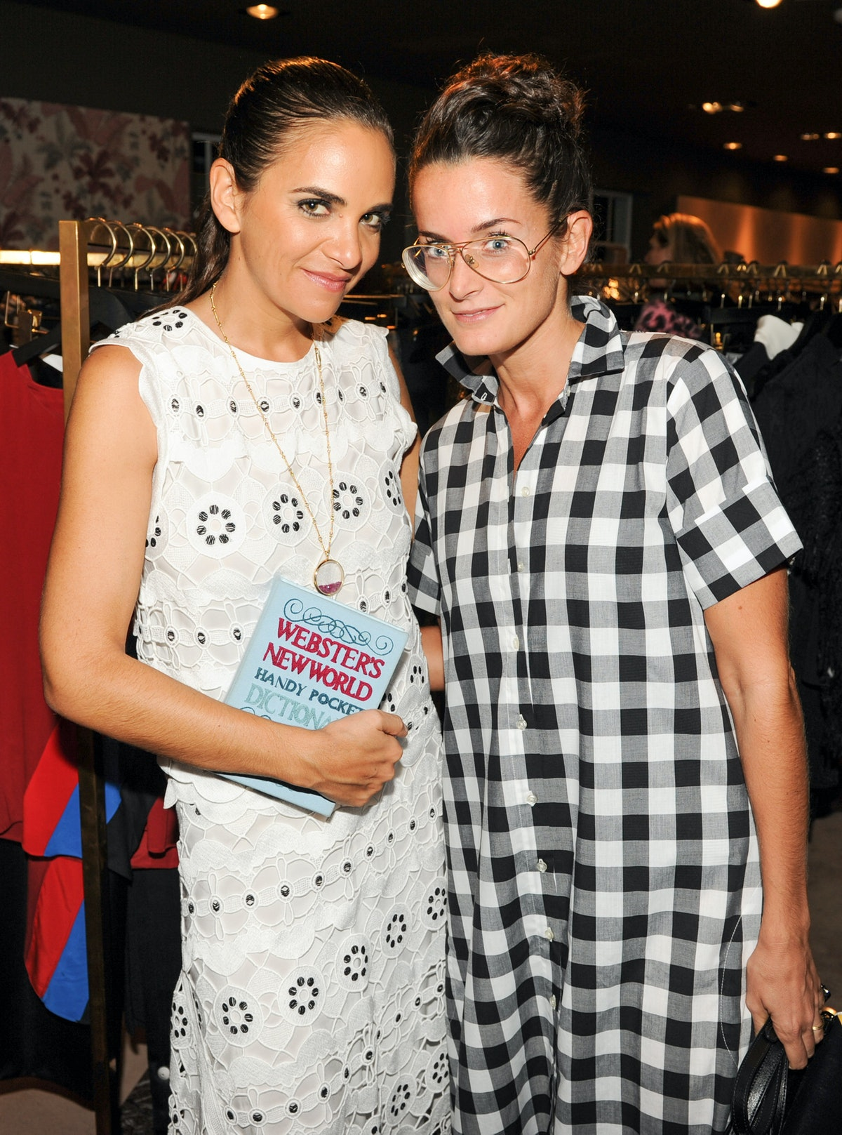 Laure Heriard Dubreil and Lucy Chadwick