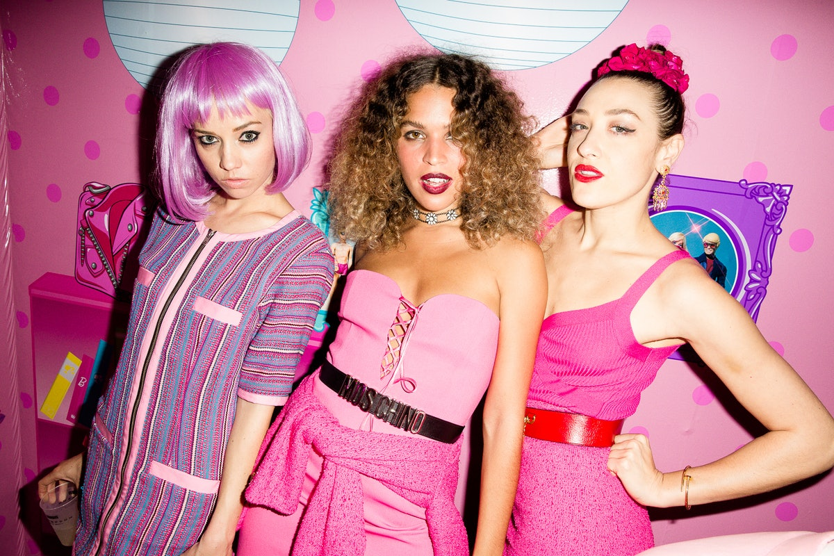 Margot, Cleo Wade, and Mia Moretti