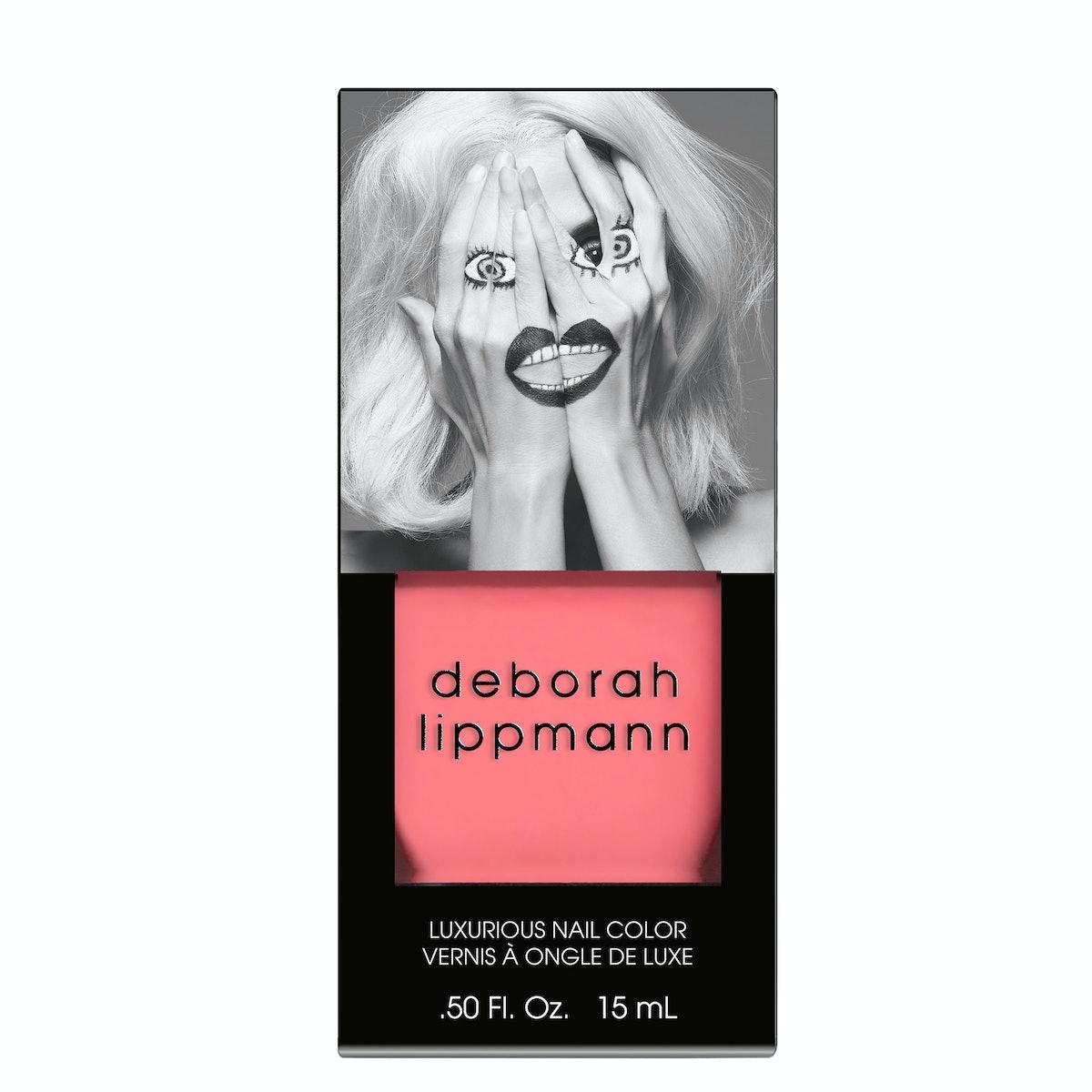 Deborah Lippmann x Inez van Lamsweerde Nail Polish