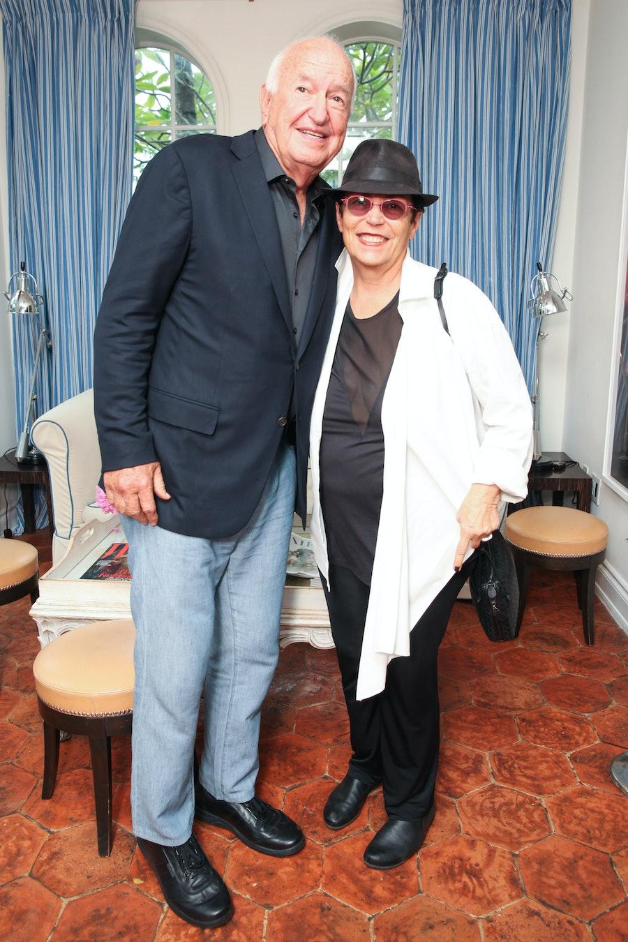 Don and Mera Rubell
