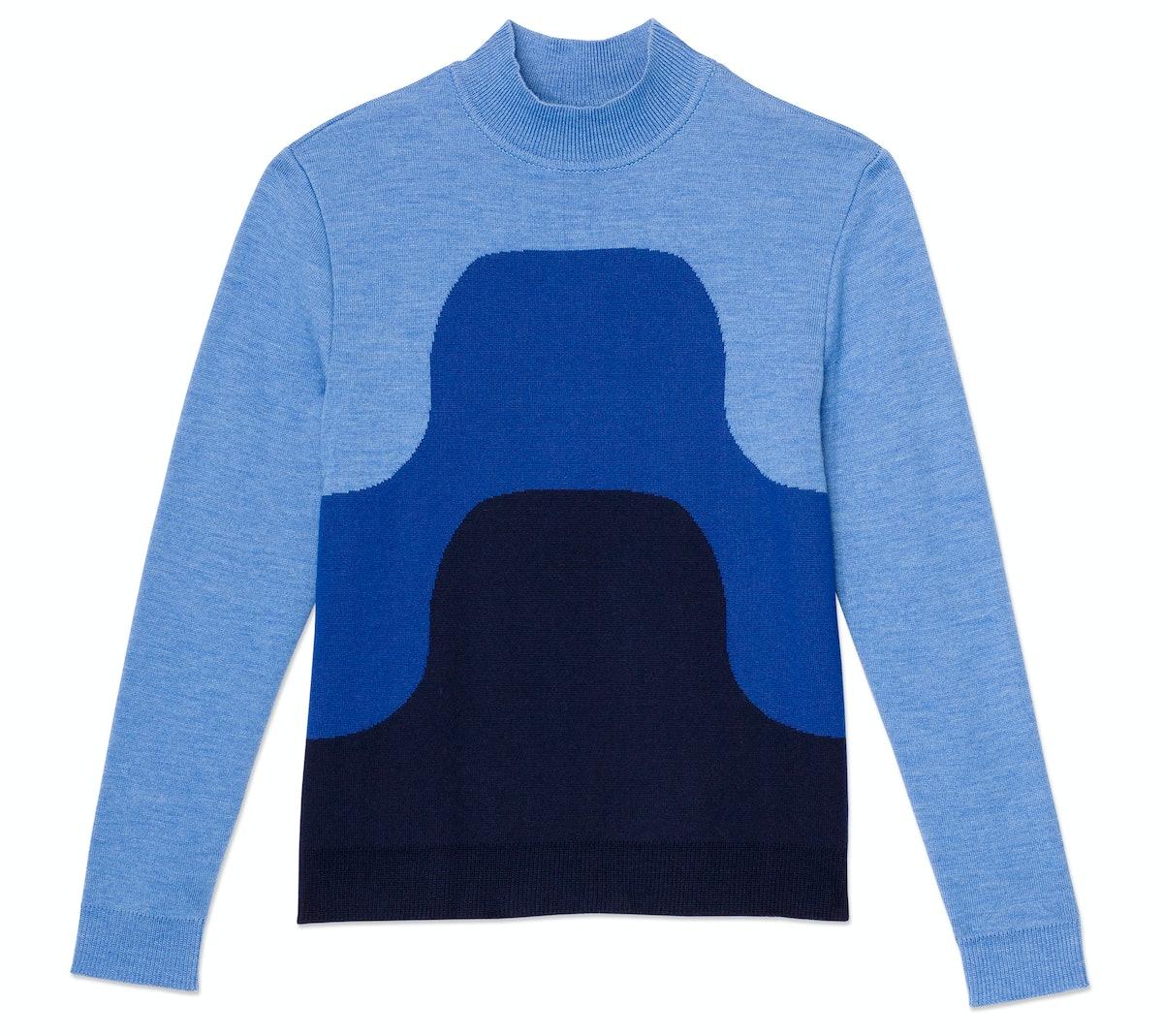 Trademark sweater