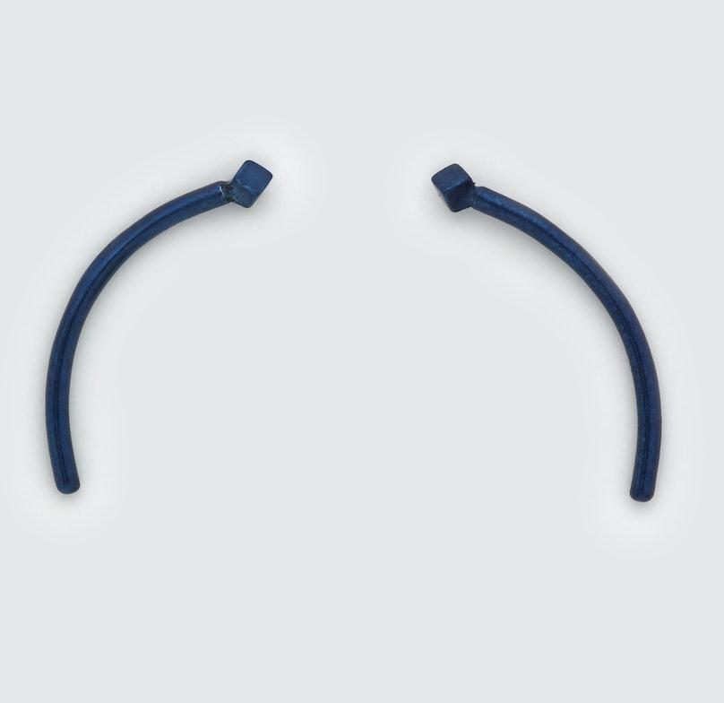 Julien David earrings,