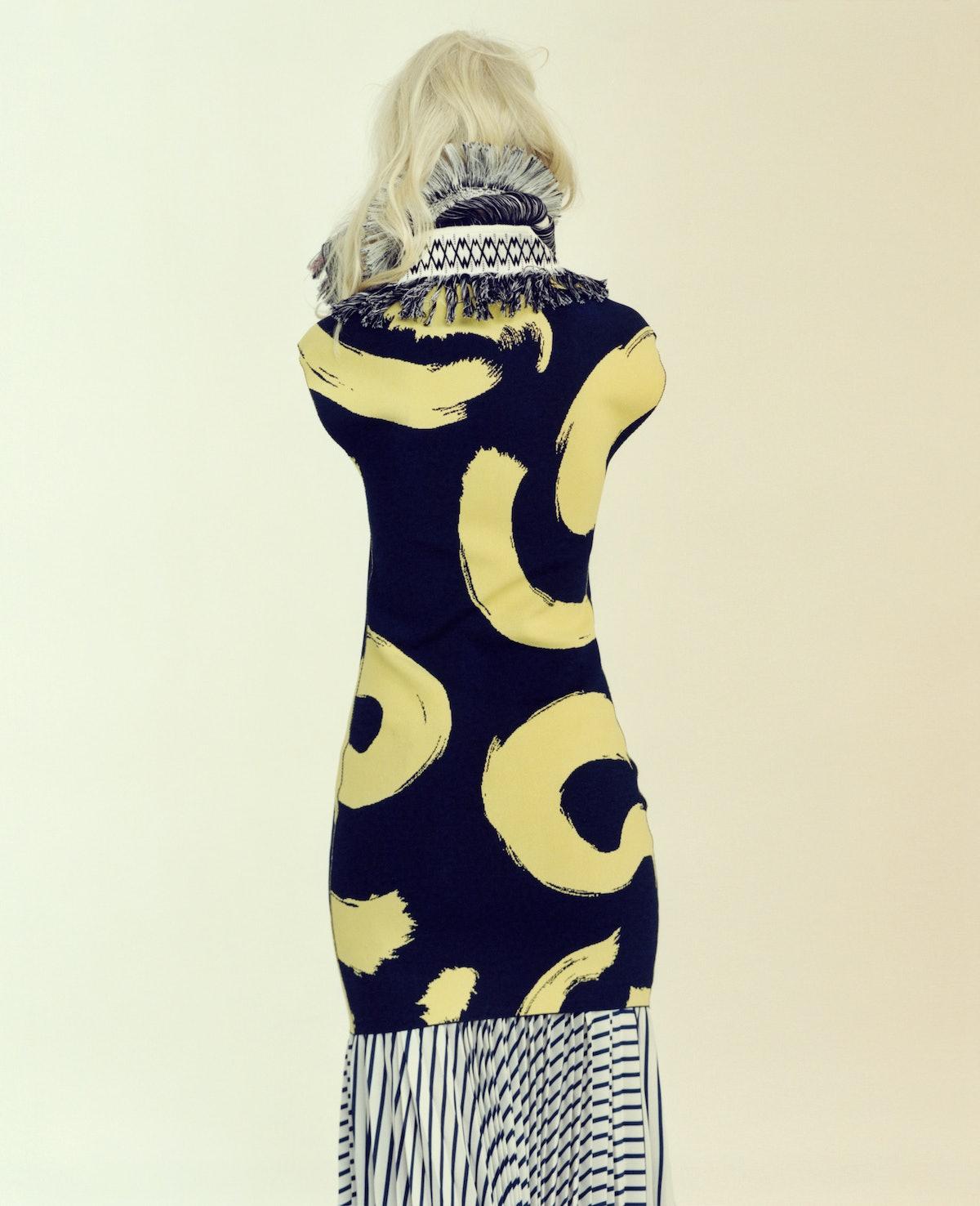Colorful Winter Fashion