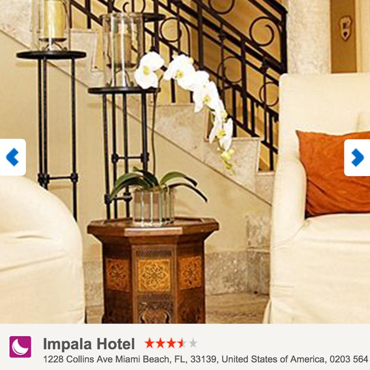Amalia Ulman captures The Impala Hotel