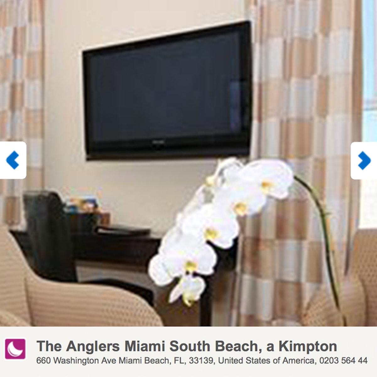 Amalia Ulman captures Miami hotels