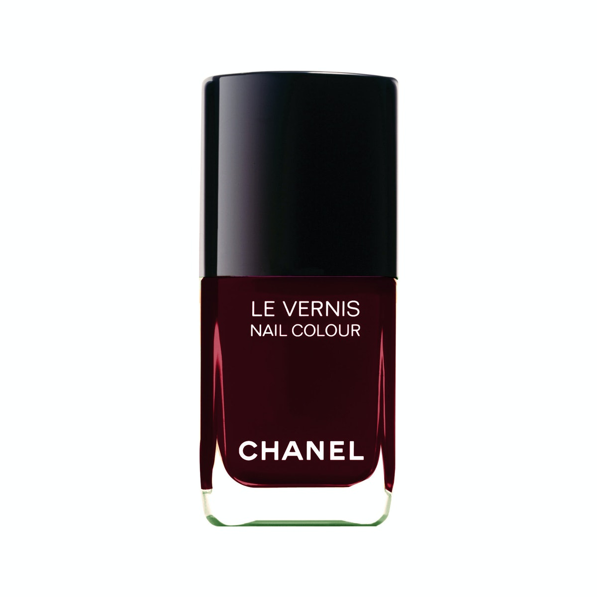 Chanel nail polish in Vamp