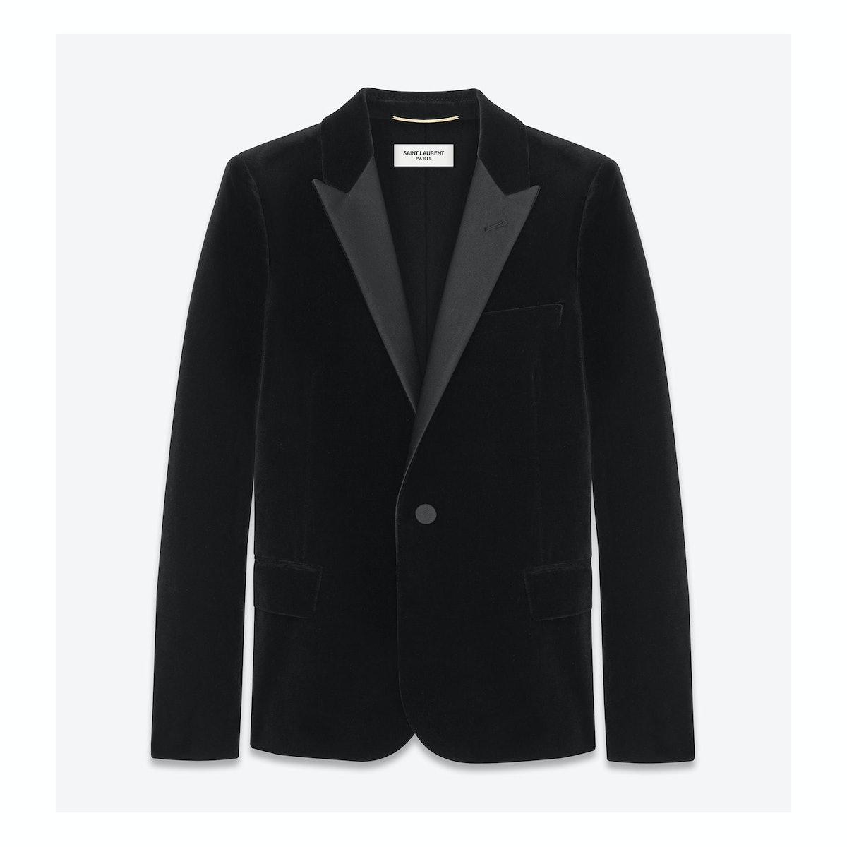 Saint Laurent by Hedi Slimane jacket