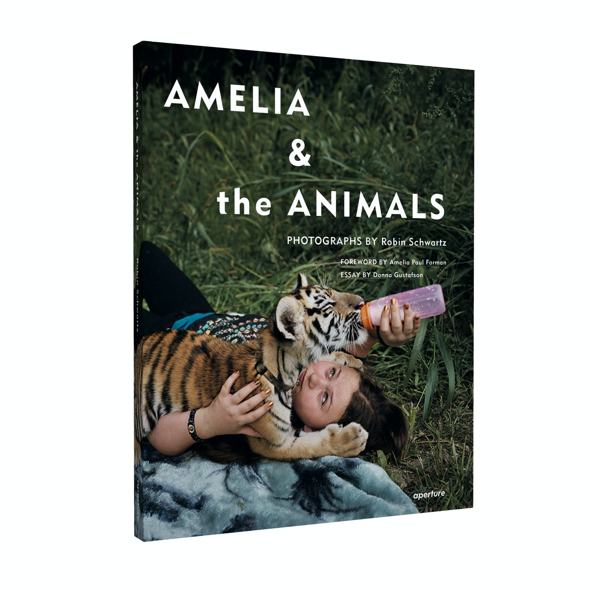 Amelia & the Animals, photographed by Robin Schwartz