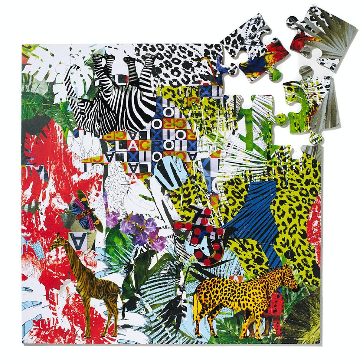 Christian Lacroix puzzle