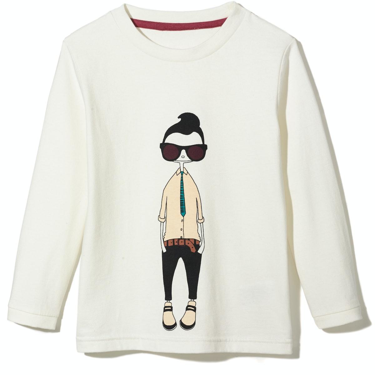 Little Marc Jacobs shirt,