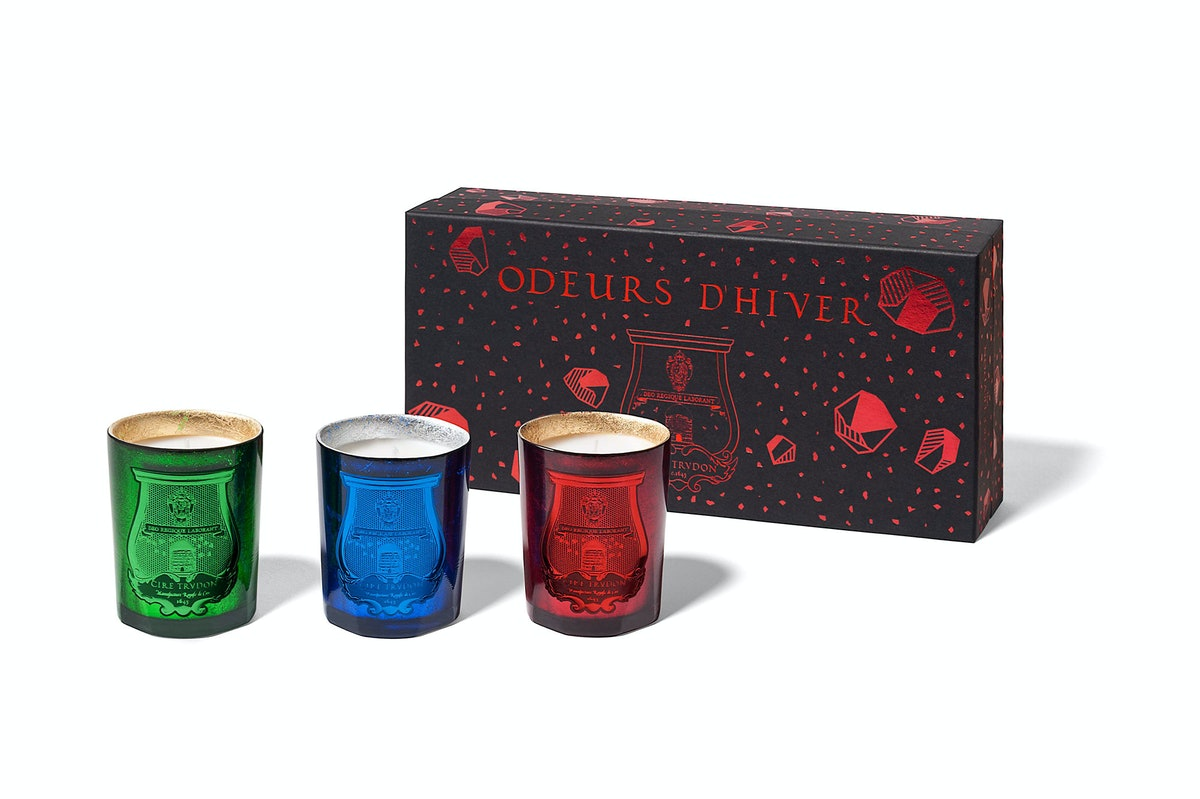 Cire Trudon Odeurs D'Hiver Gift Set