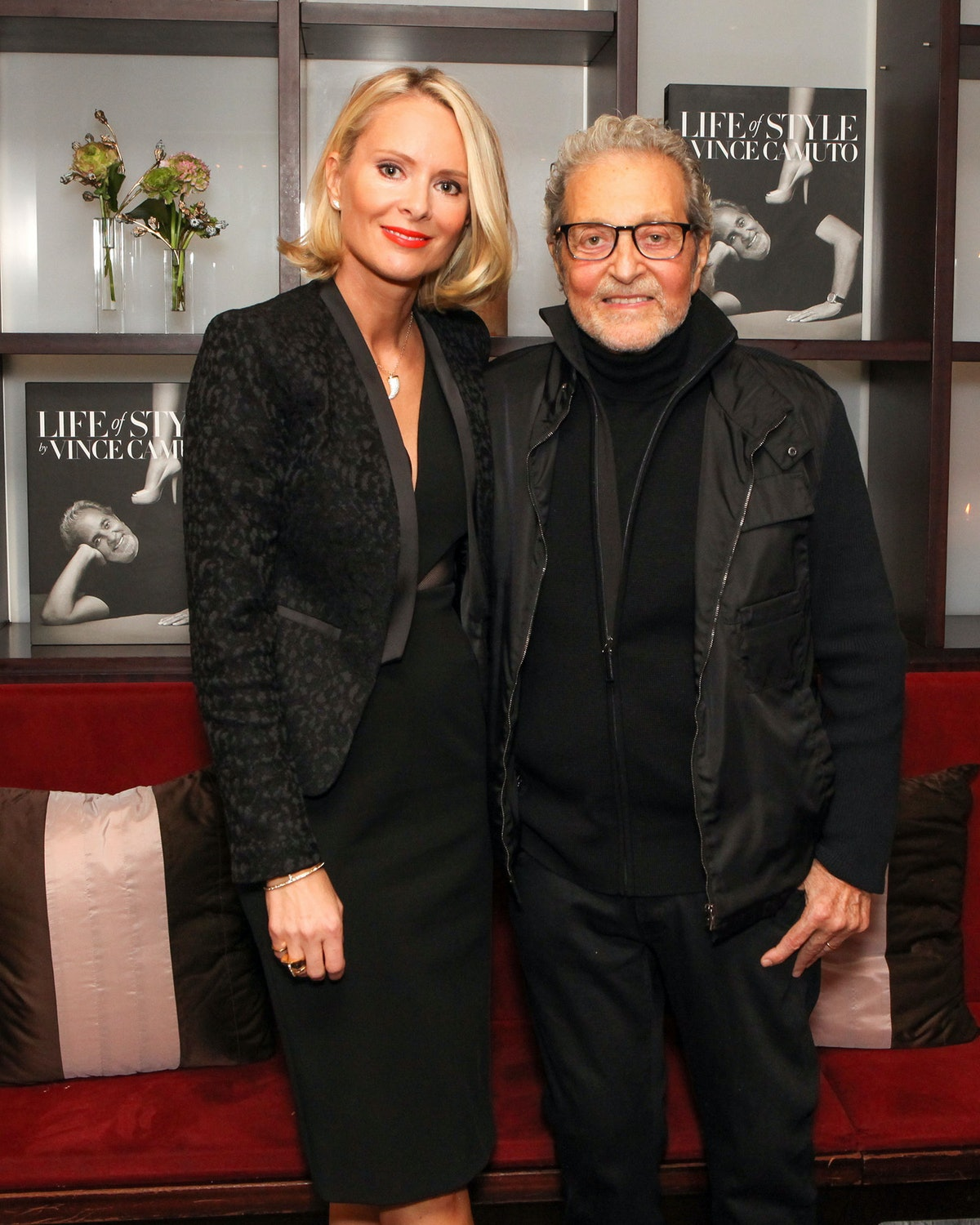 Louise and Vince Camuto