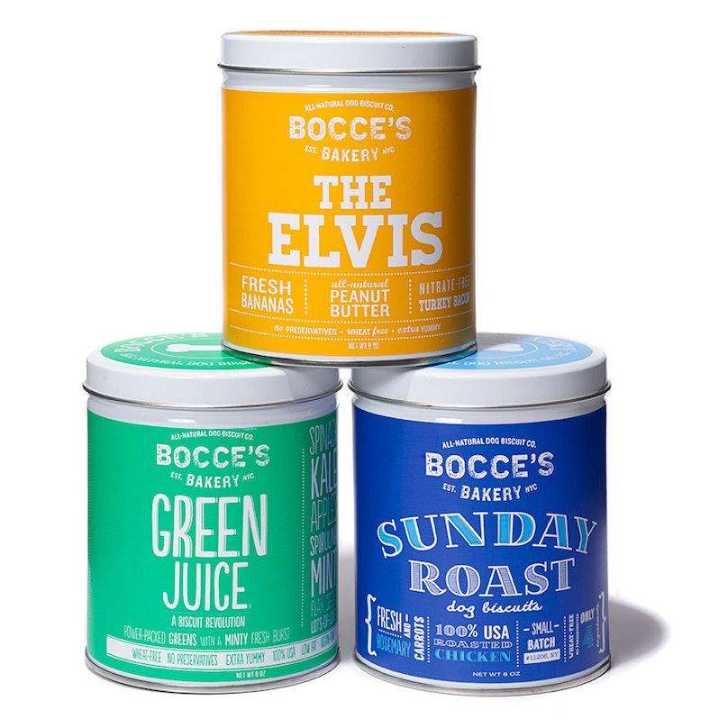 Bocce's Bakery treats