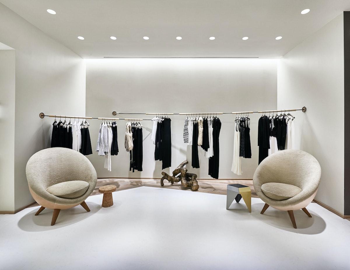 Inside Derek Lam's 10 Crosby SoHo Store