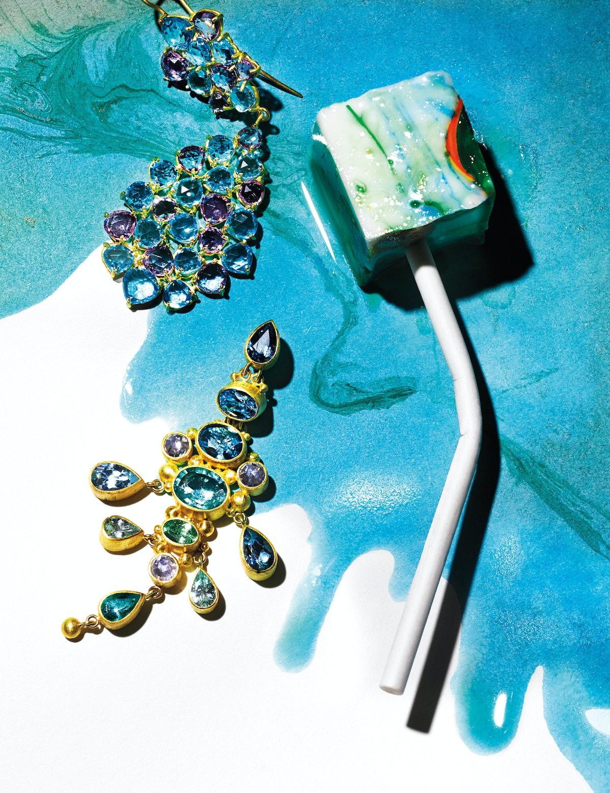 Candy Colored Accessories, Marie-Hélène De Taillac