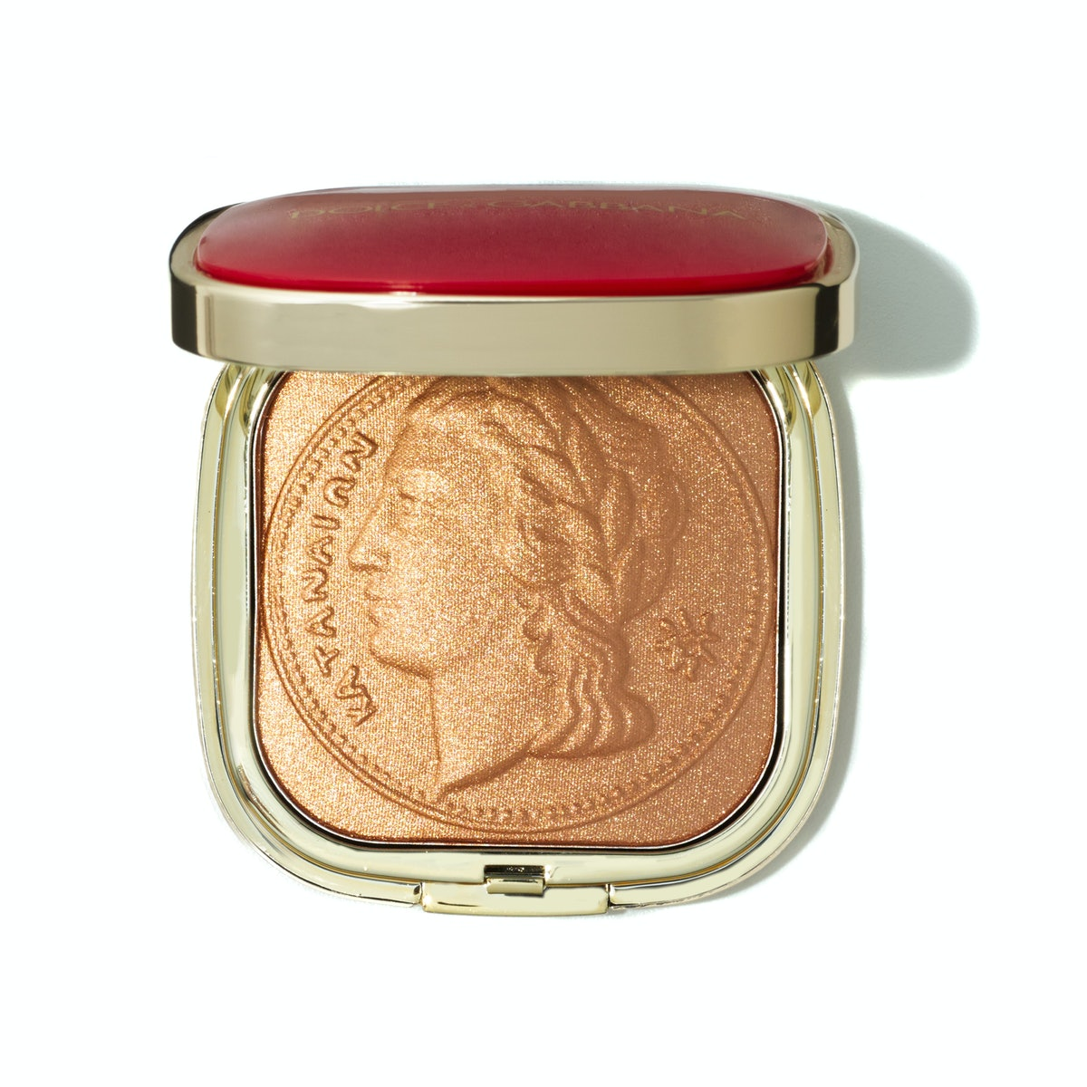 Dolce & Gabbana the Bronzer Collector's Edition Glow Bronzing Powder