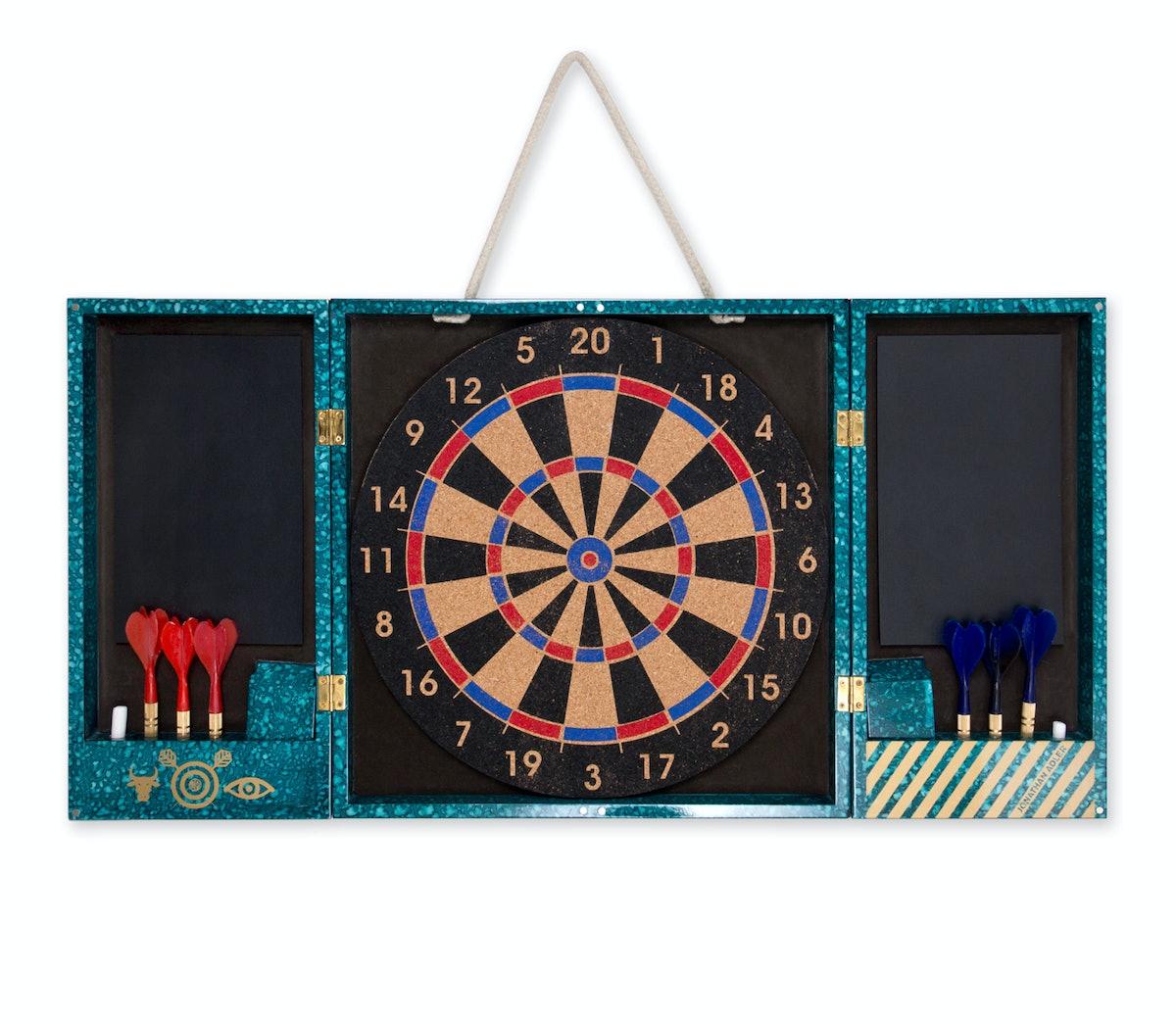 Jonathan Adler dartboard set