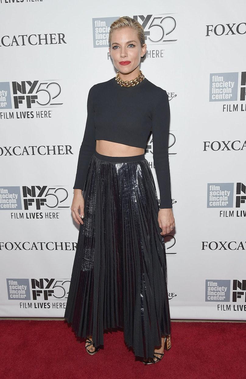 Sienna Miller NYFF