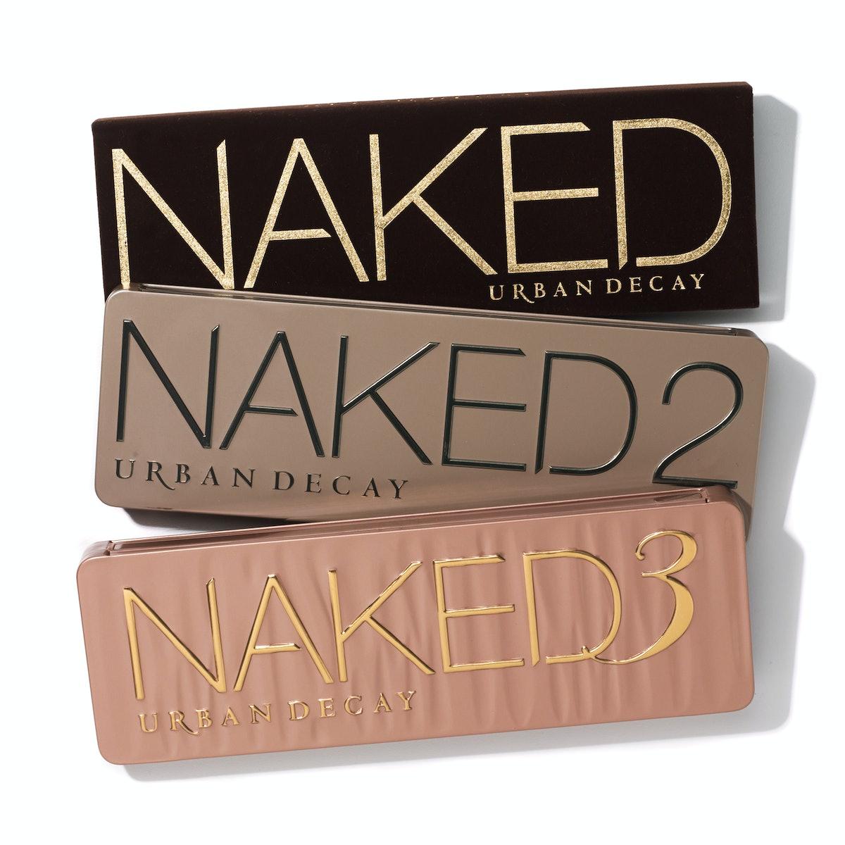 Urban Decay Naked Vault makeup set