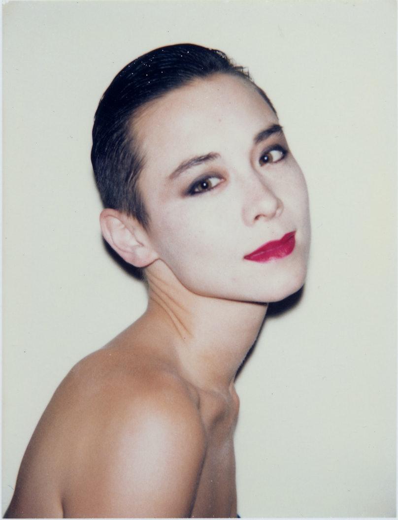 Andy Warhol's Tina Chow