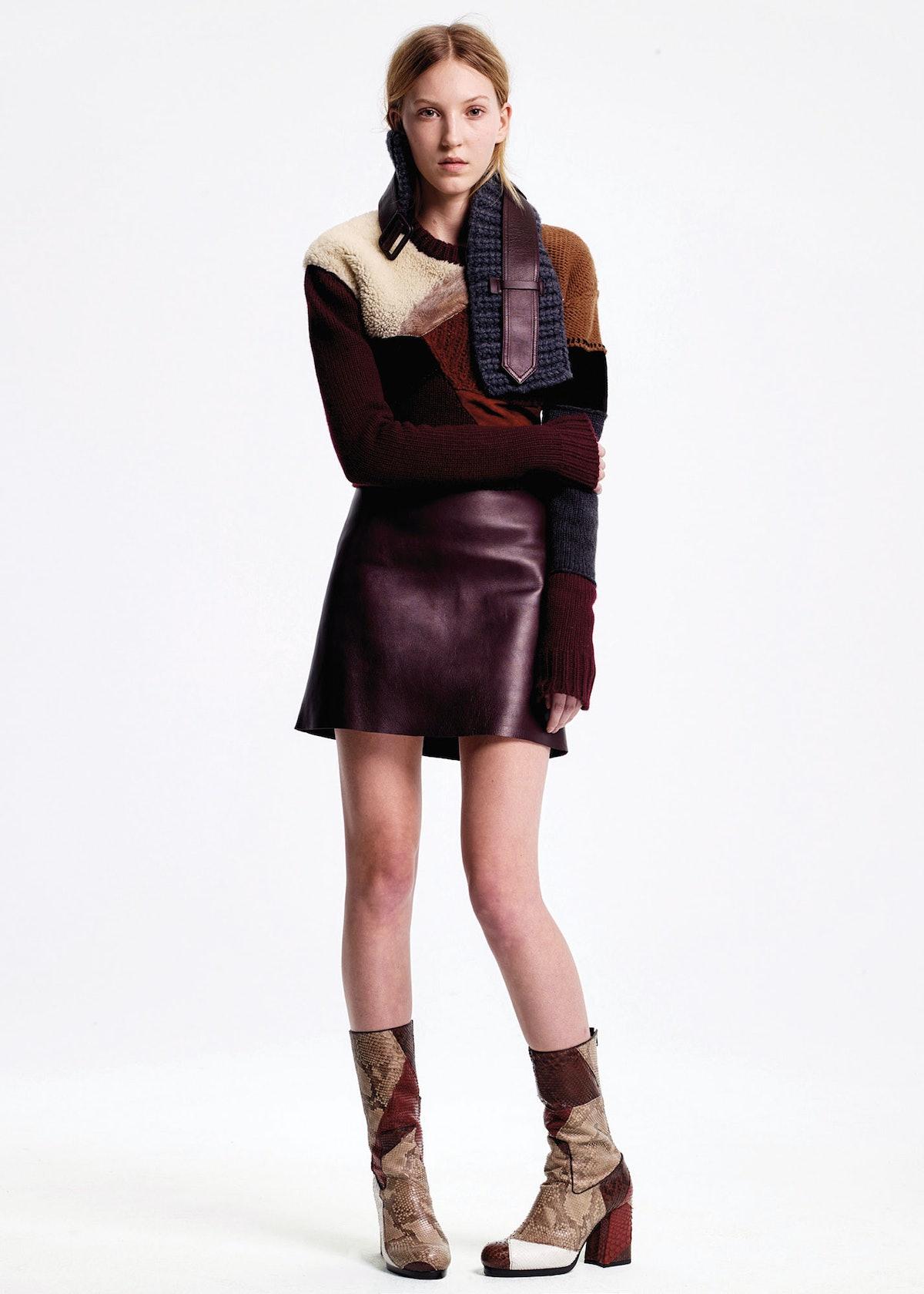 Calvin Klein Pre-Fall 2015