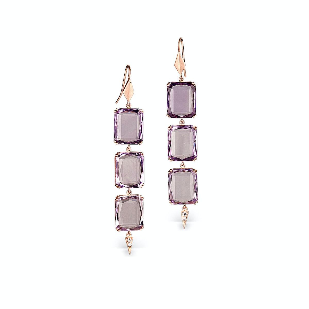 Sylva and Cie earrings