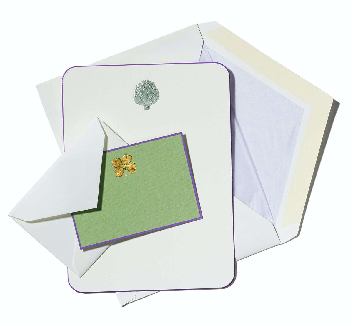 The Printery note cards