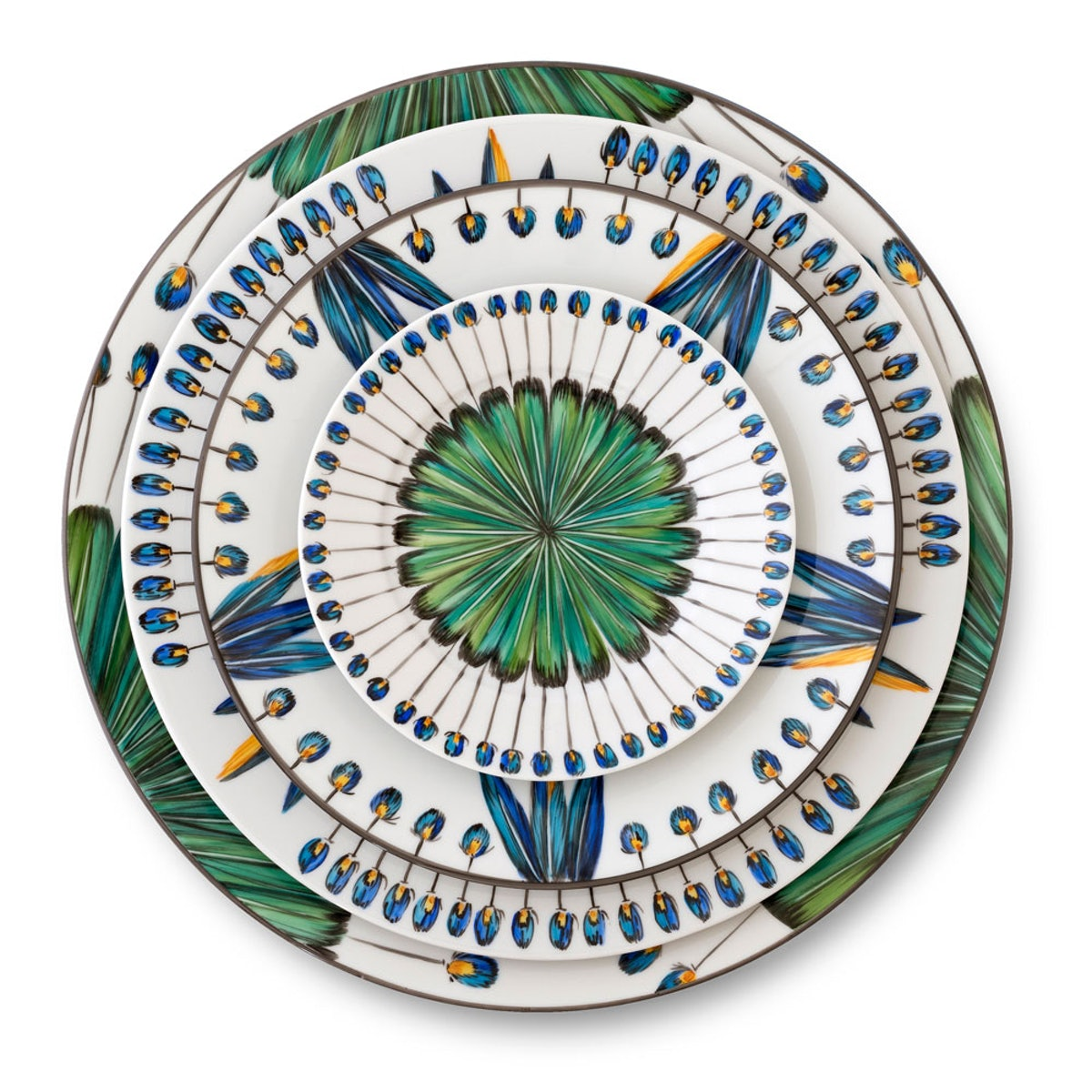 Alberto Pinto plates