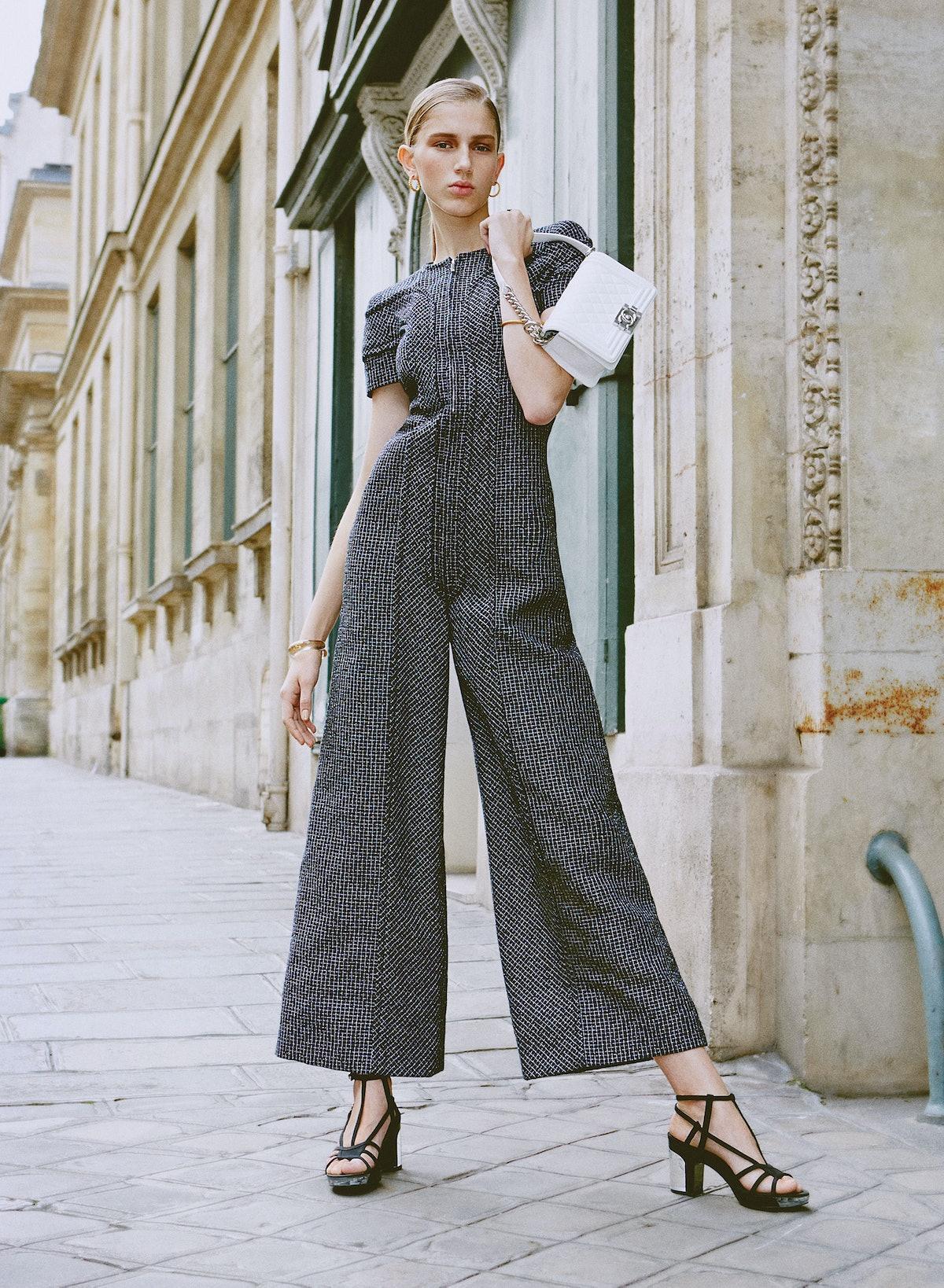 Chanel Jumpsuit