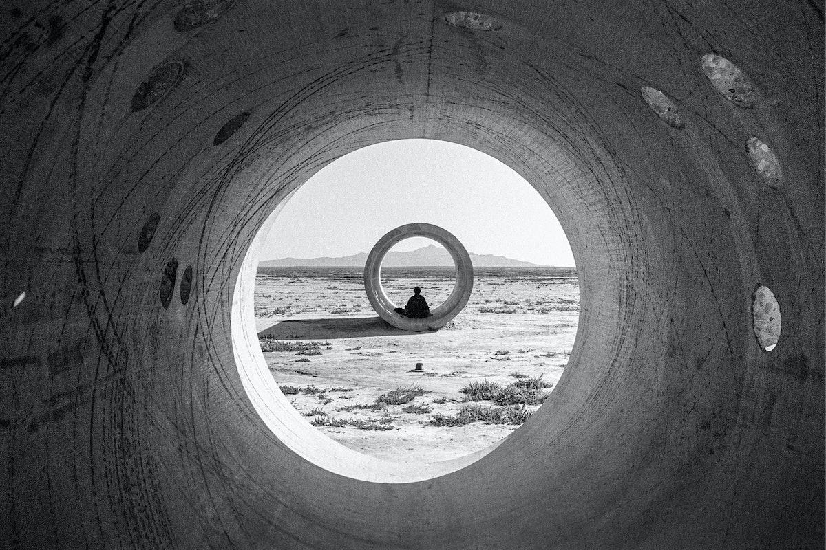 Tunnel Mediator by Alexander Getty