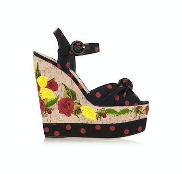 Dolce and Gabbana sandals