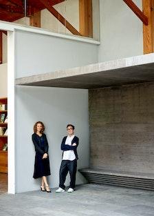 Mónica Manzutto and José Kuri