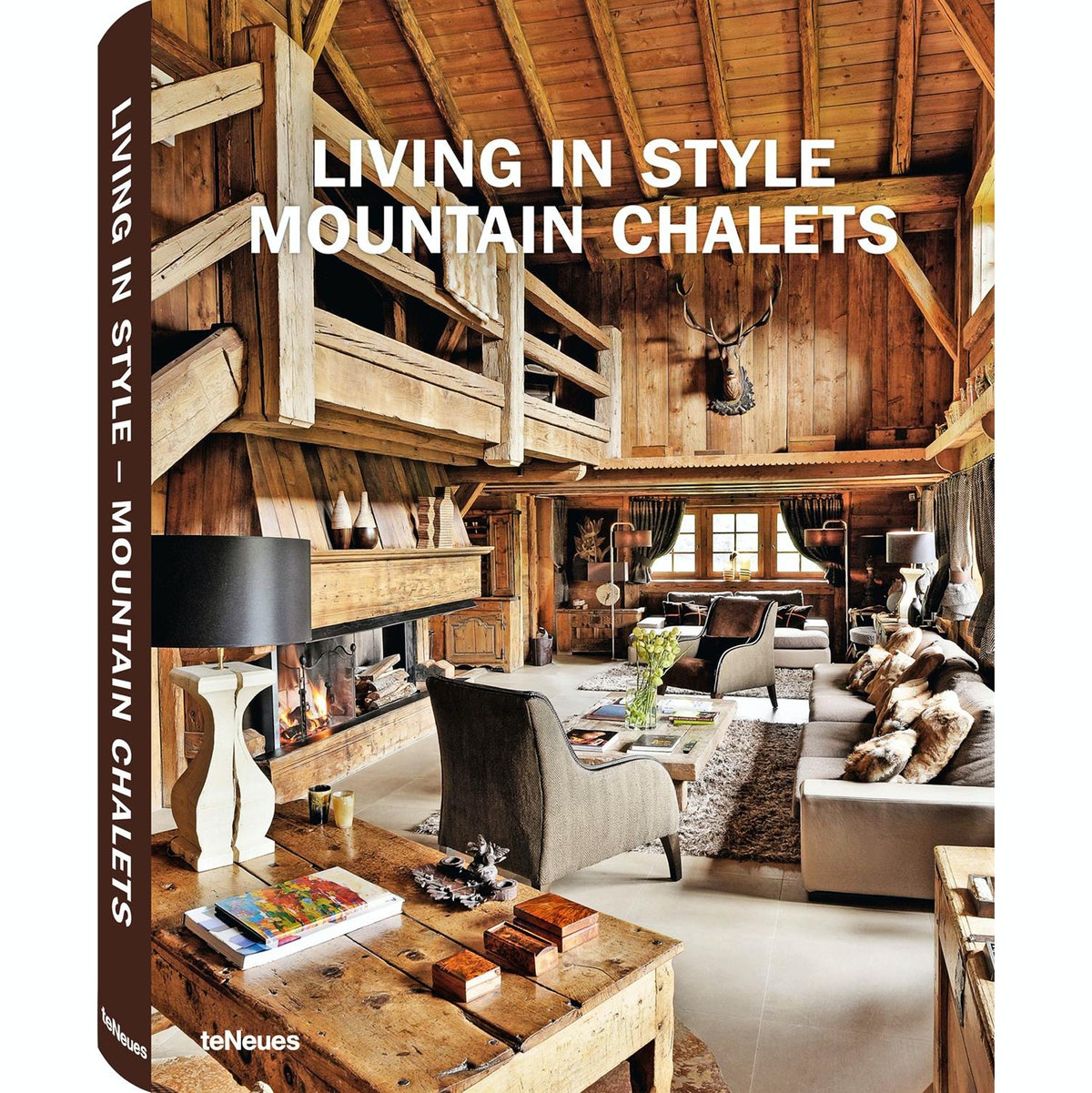 Living in Style—Mountain Chalets (teNeues)