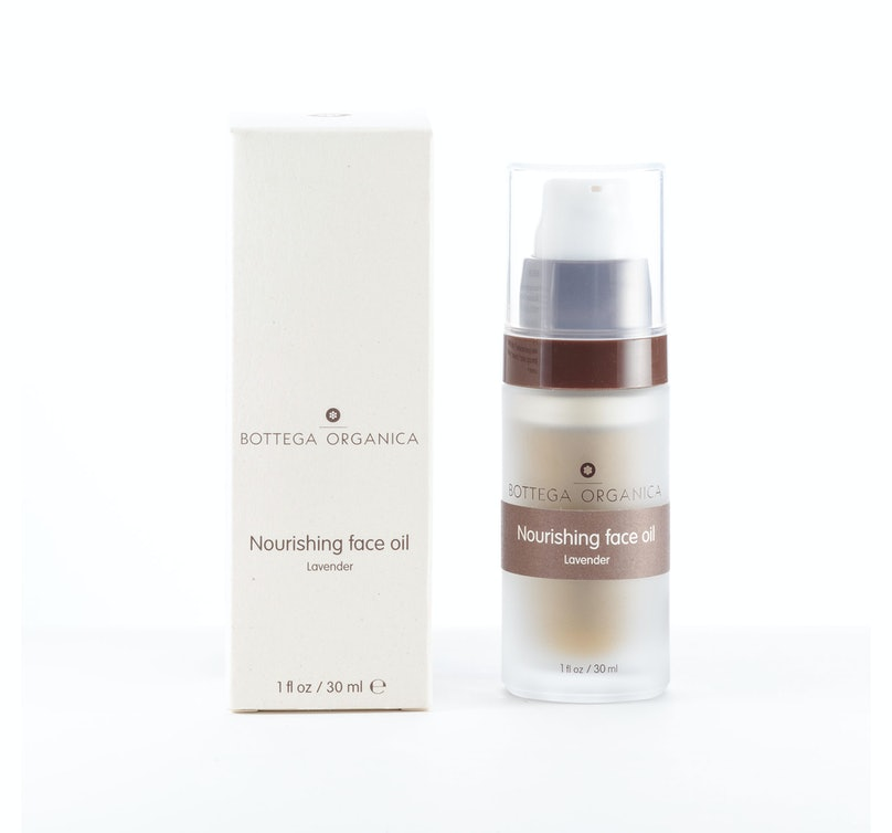 Bottega Organica Nourishing Face Oil in Lavender