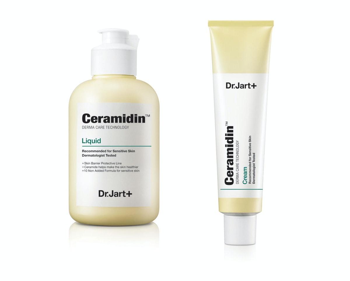 Dr. Jart Ceramidin Liquid and Cream