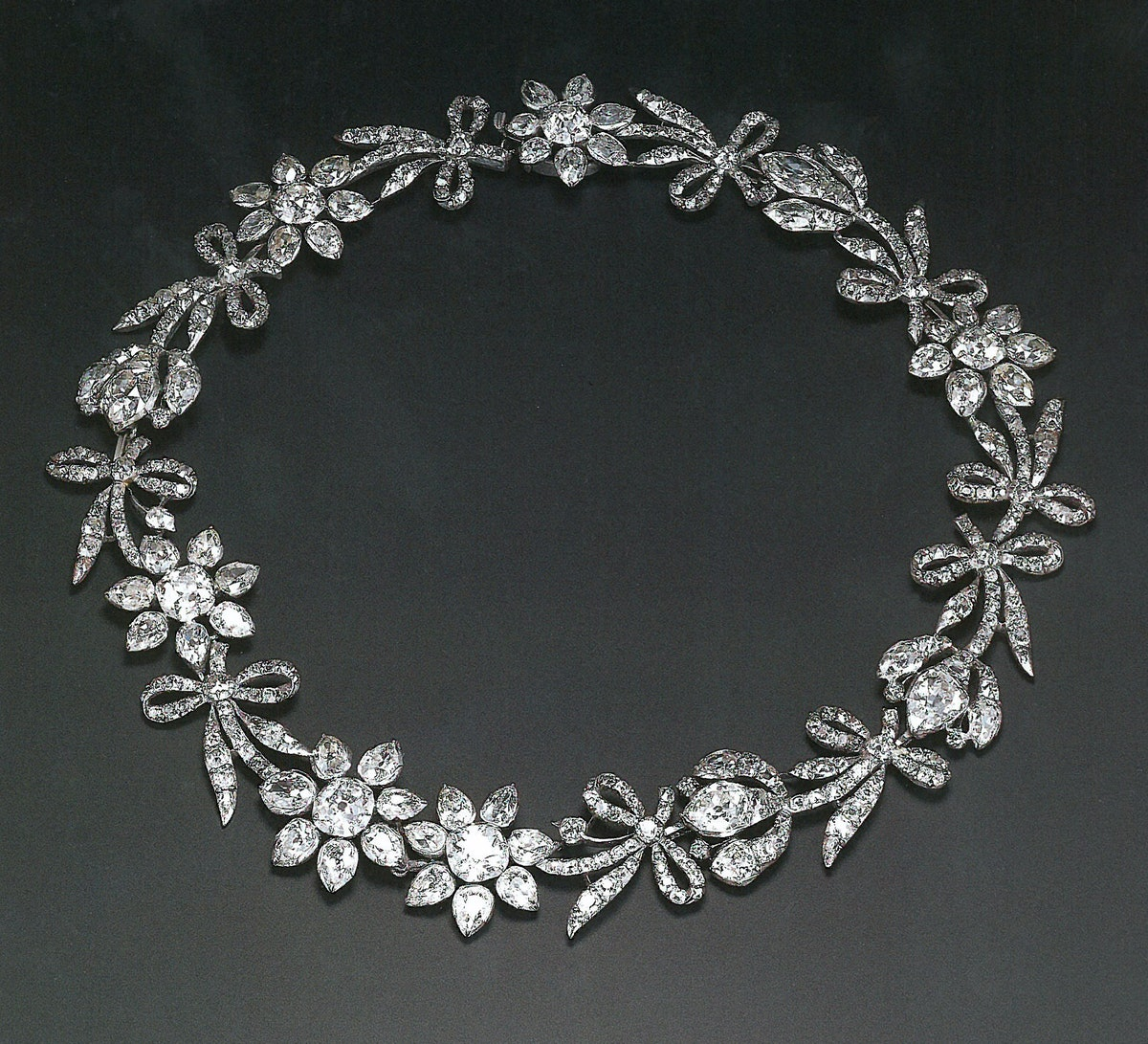 Necklace from the Estate of Irma Adler