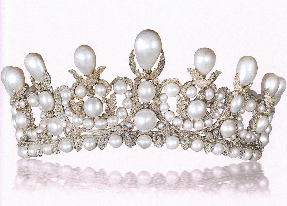 The Empress Eugenie Tiara