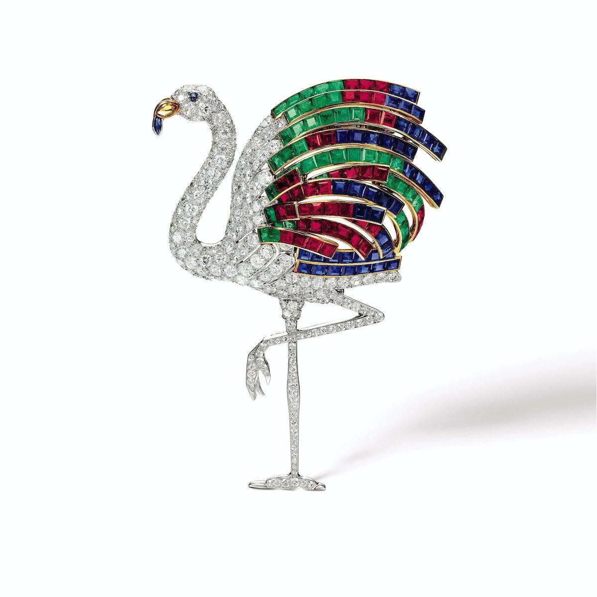 Cartier Flamingo