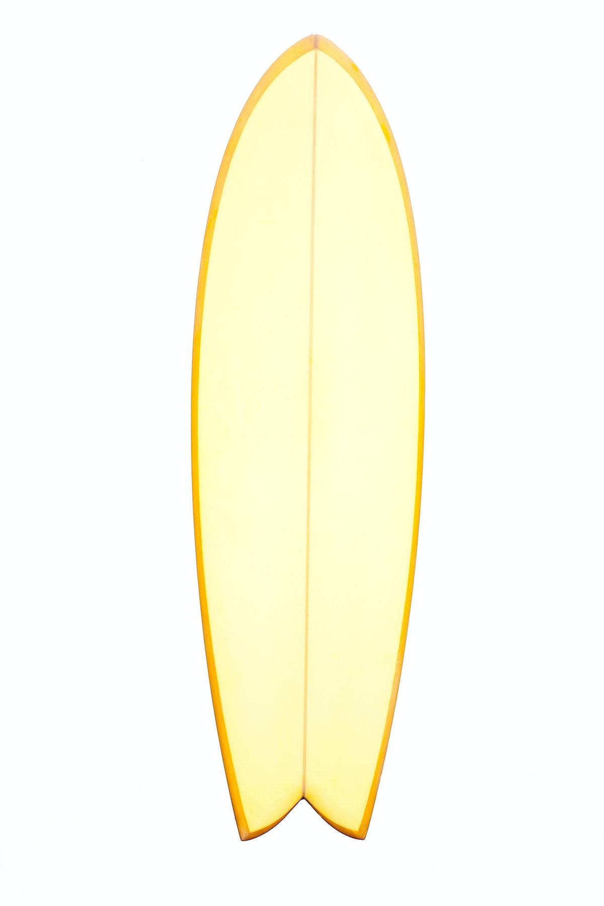 Tudor Surfboards surfboard