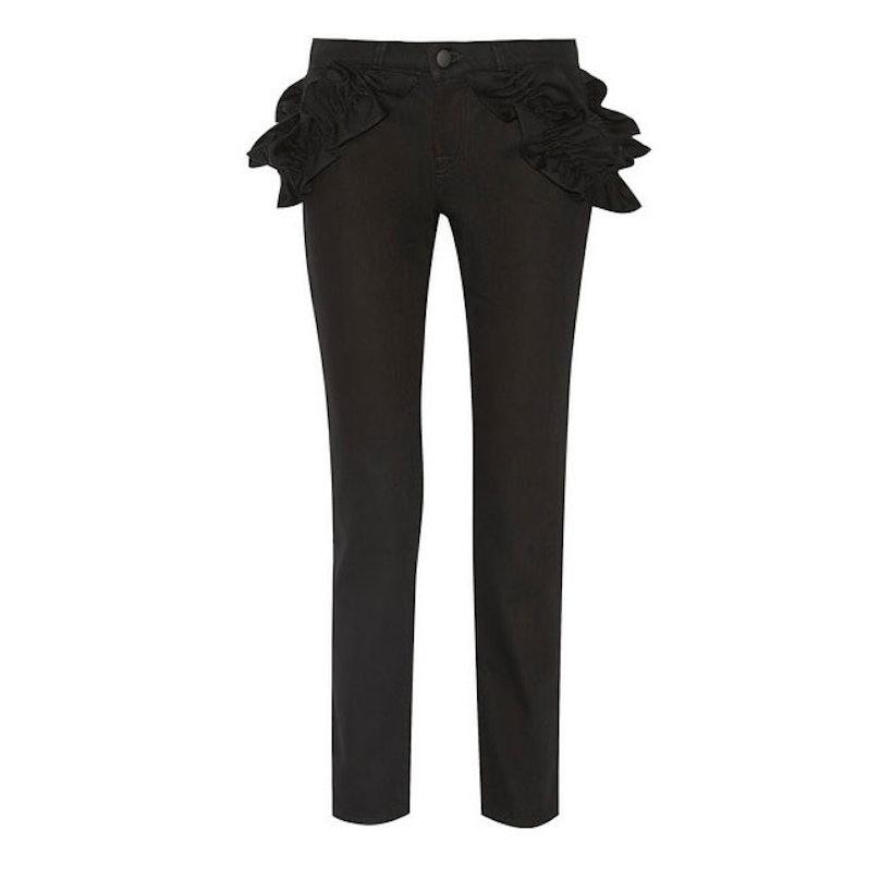 J Brand x Simone Rocha jeans