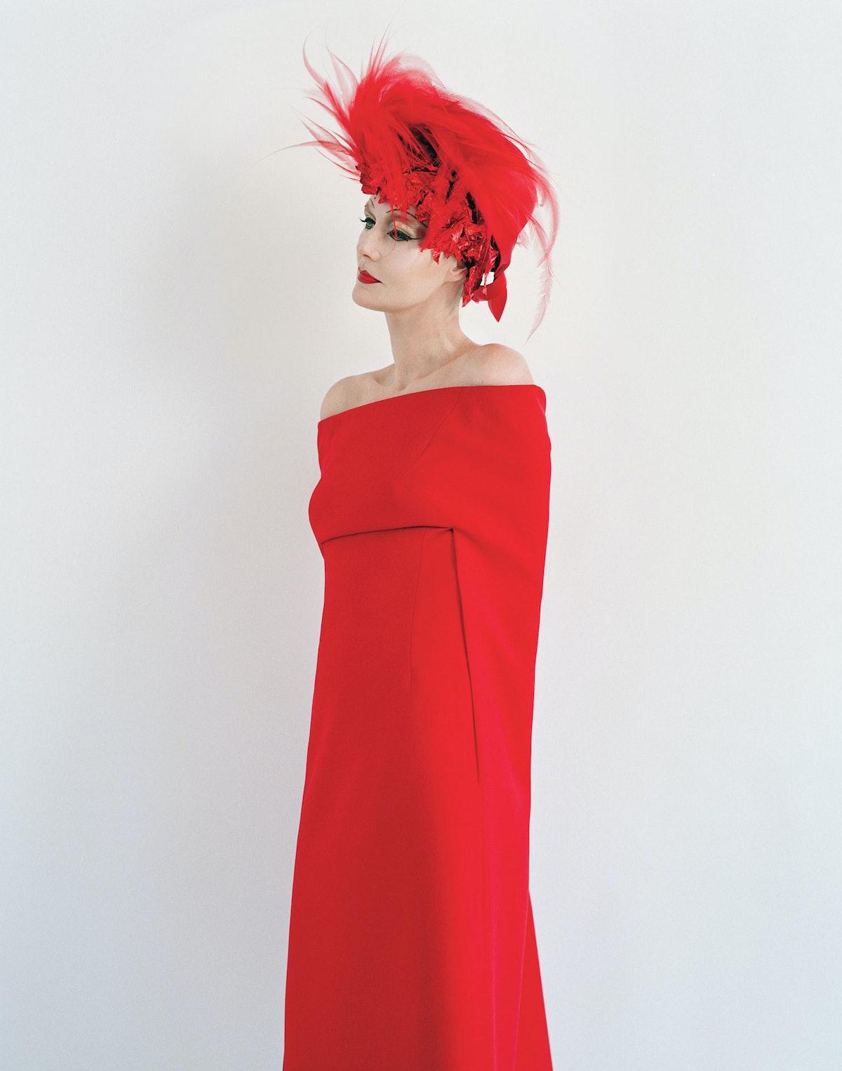 Photo by Tim Walker, styled by Edward Enninful; W Magazine April 2013